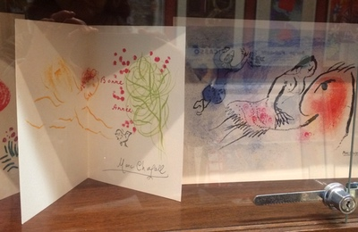 chagall drawings