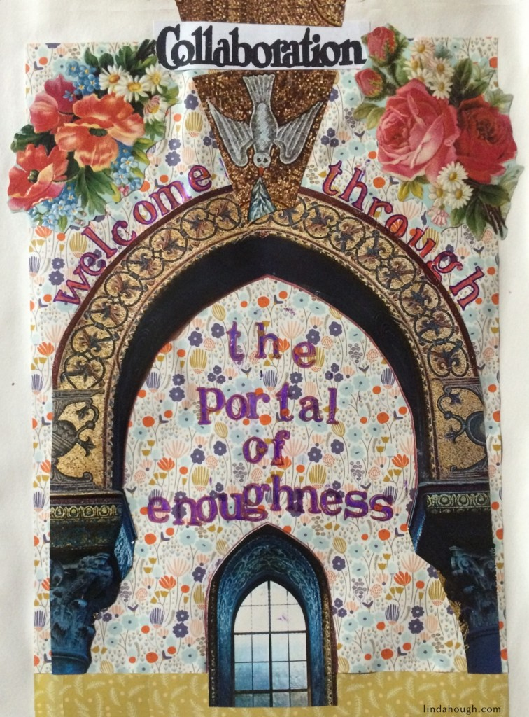 portal of enoughness